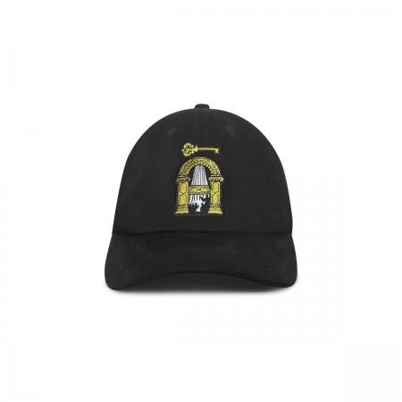 """Boné Dad Hat à """"Racional"""" Preto"""