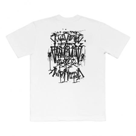 Camiseta Oscururu Branca