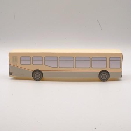 3D Paper Bus #626 Bus 09