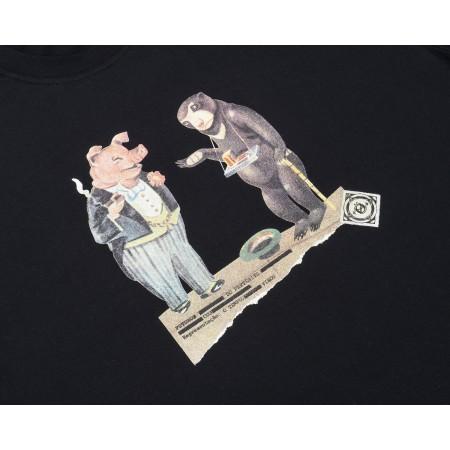 Camiseta Ous - Heróis Do Pretérito Preto