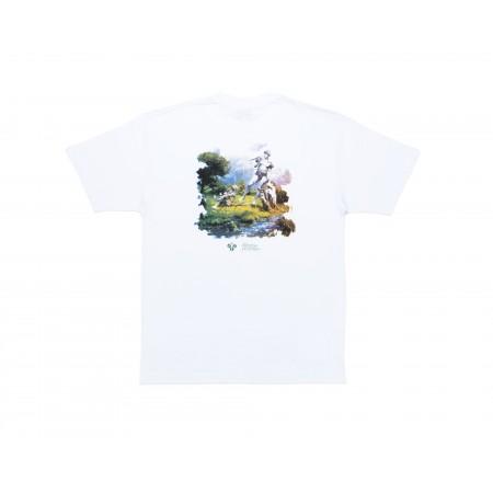 Camiseta Ous - Levante Branca