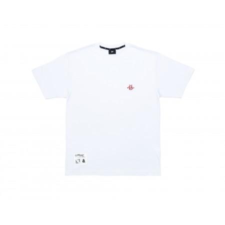 Camiseta Ous - Logo Futuro Do Pretérito Branca