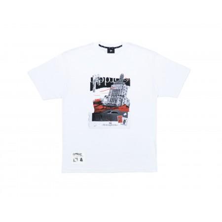Camiseta Ous - Tempestade De Areia Branca