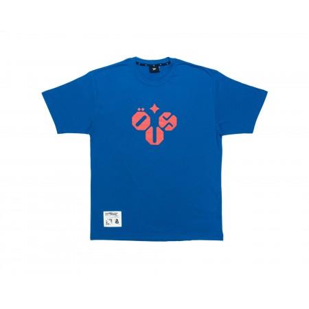 Camiseta Ous - Tipia Futuro Do Preterito Azul