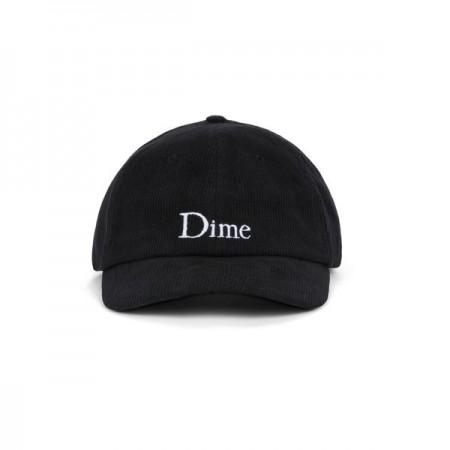 "Boné Dime ""Classic Corduroy Cap"" Preto"