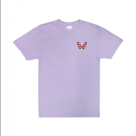 """Camiseta Ripndip """"Butterfly"""" Lilás"""