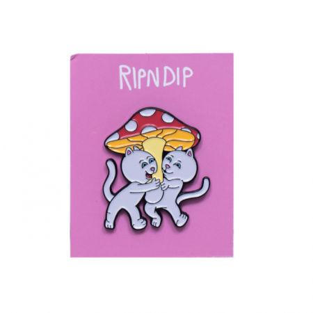 "Pin Ripndip ""Sharing Is Caring"""