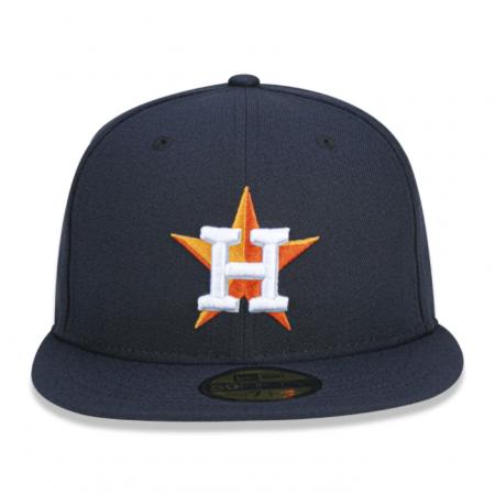 Boné New Era 59FIFTY HOUSTON ASTROS MLB Azul Marinho
