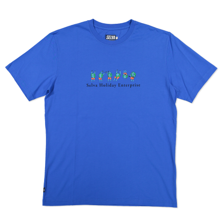 Camiseta Selva - Holiday Enterprise Navy
