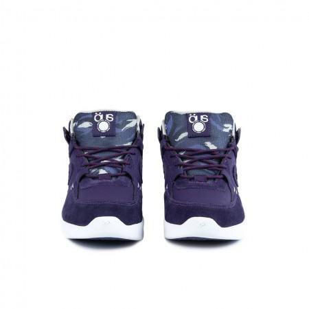 Tênis OUS - Phibo Pro DWF Purple Essencial