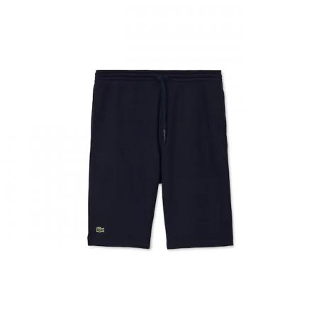Shorts Lacoste Sport - Moletom Azul Navy