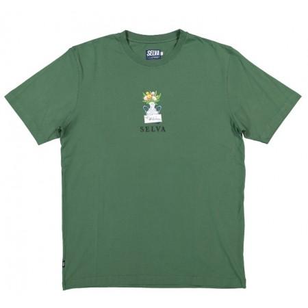 Camiseta Selva - Guest House Verde