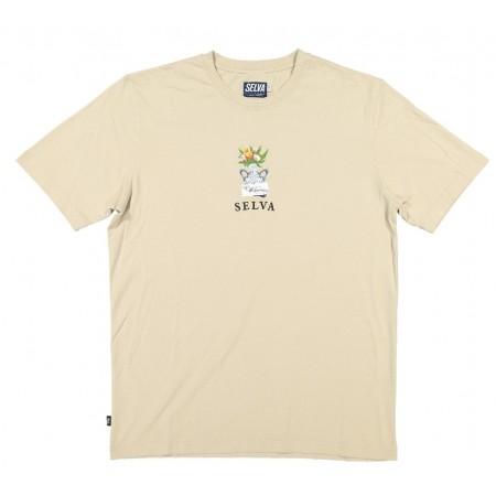 Camiseta Selva - Guest House Bege