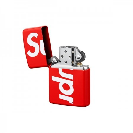 Isqueiro Supreme Logo Zippo (SS21)