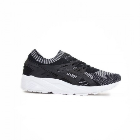 "Asics Gel Kayano Trainer Knit ""Silver/Black"""