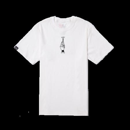 "Camiseta Ease ""Mudo"" Branca"