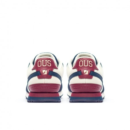 Tênis OUS - OAMF Creme/Azul