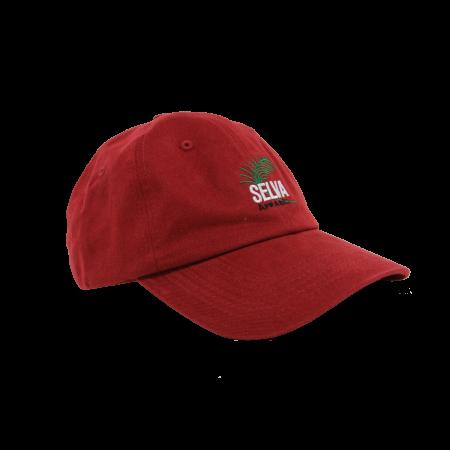 Boné Golf Hat Selva - Palmeira Vermelho