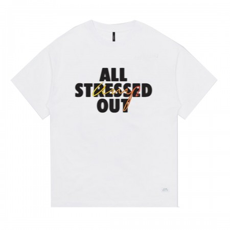 Camiseta Stampd - All Stampd Out Branco