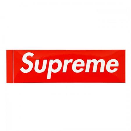 Sticker Supreme - Box Logo