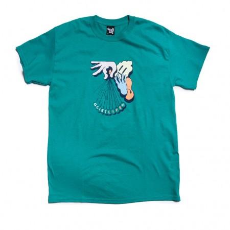 Camiseta The Quiet Life - Pendulum Turquesa