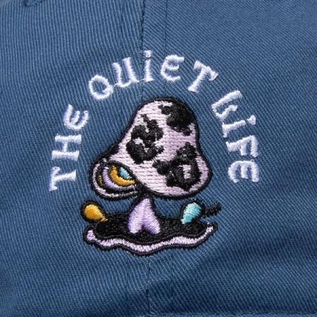 Boné Dad Hat The Quiet Life - Mushroom Azul