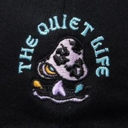 Boné Dad Hat The Quiet Life - Mushroom Preto