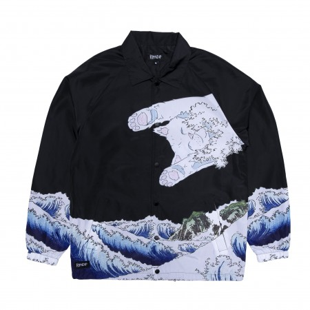 Jaqueta RIPNDIP - The Greatest Wave Coaches Jacket