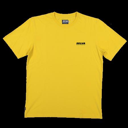 Camiseta Selva - Time for Holidays Amarelo