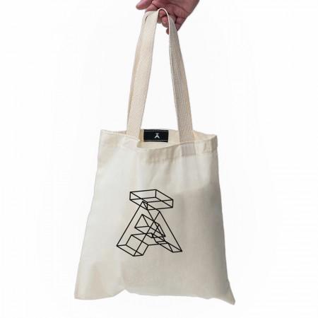 Ecobag à 3D Logo