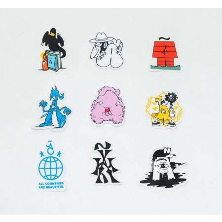 à Sticker Pack
