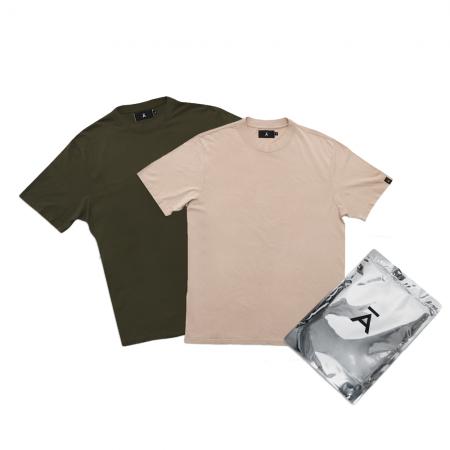Basic Pack à Khaki / Verde