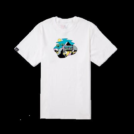 """Camiseta Ease """"Suculara"""" Branca"""