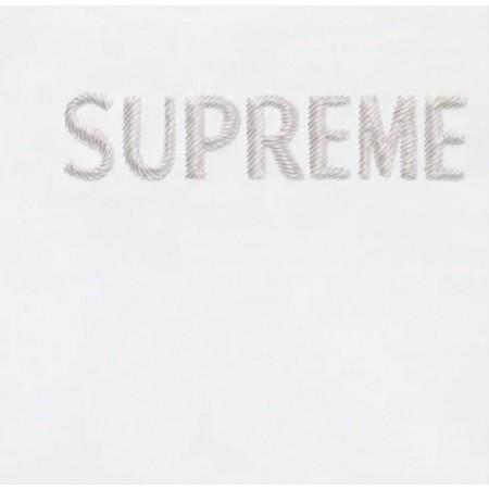 Camiseta Supreme - Bullion Logo T-shirt Branca