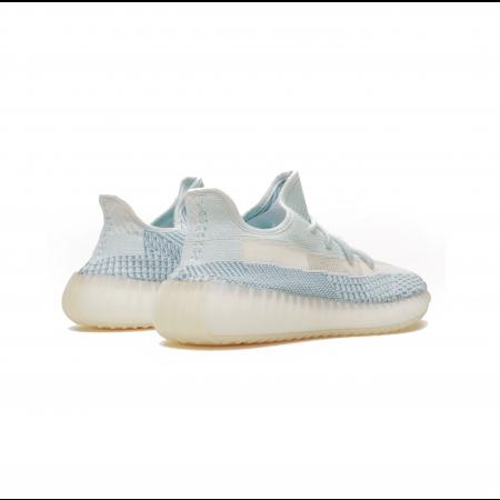 Tênis Adidas - Yeezy Boost 350 Cloud White Reflective