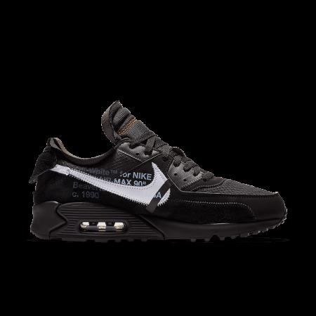 "Nike Air Max 90 x Off White ""The 10 Black"""