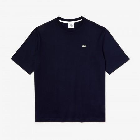 Camiseta Lacoste LIVE - Logo Navy