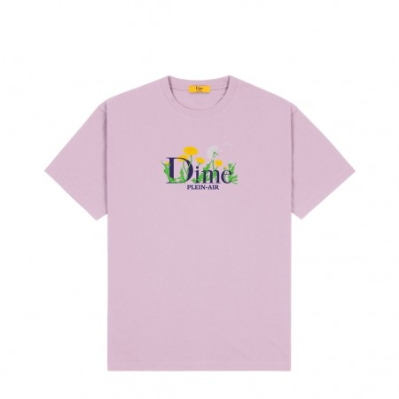 "Camiseta Dime ""Allergies"" Lilás"