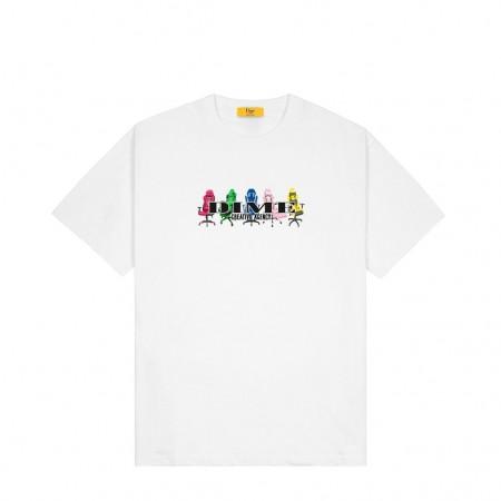 "Camiseta Dime ""CREATIVE AGENCY"" Branca"