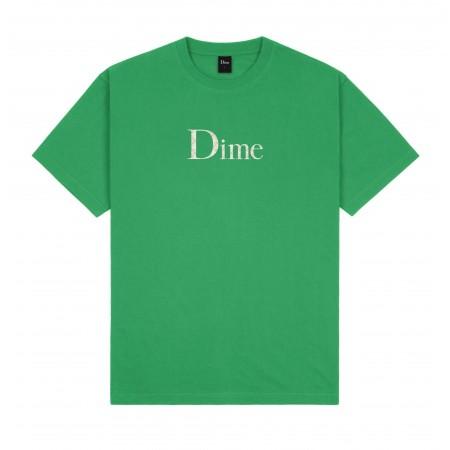 """Camiseta Dime """"Classic Plaid"""" Verde"""