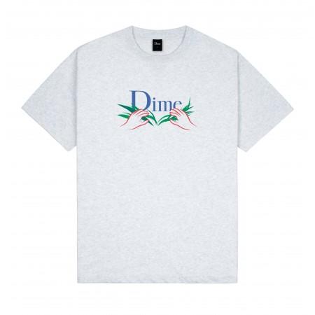 "Camiseta Dime ""CLASSIC GRASS"" Cinza"