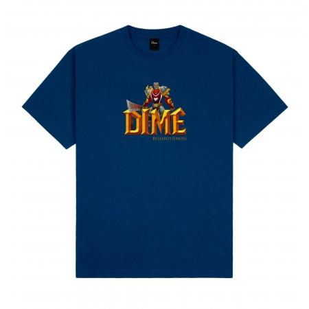 """Camiseta Dime """"BY LEEROY JENKINS"""" Navy"""