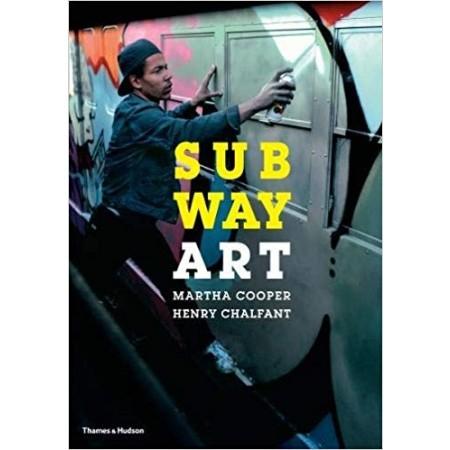 Livro Subway Art