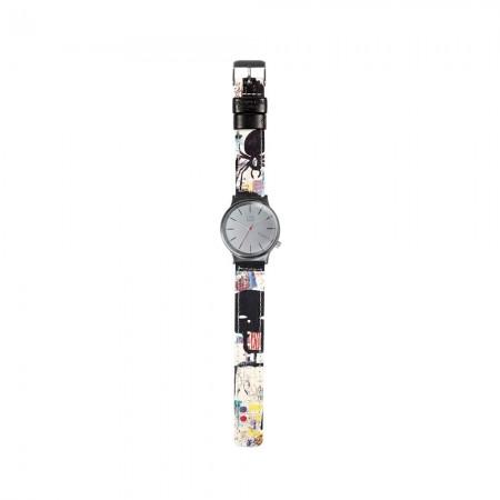 Relógio Komono - Basquiat Wizard Print Tenor